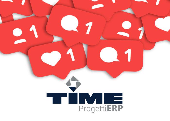 Da oggi trovate TIME Group anche su Instagram! Seguiteci!