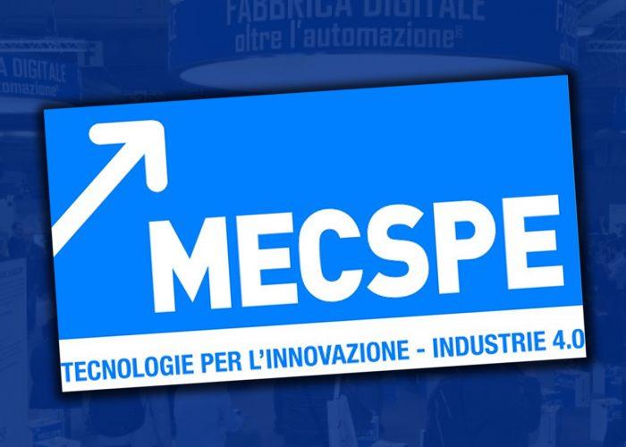 Nuove date MECSPE - finalmente ad Ottobre!!