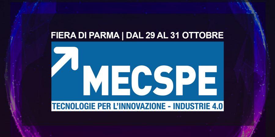 MECSPE 2020: Ci siamo!