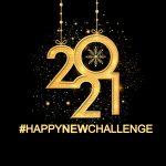 2021 - New Year.. New challenge.
